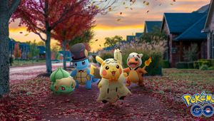Pokemon Go celebrates Halloween with a special event