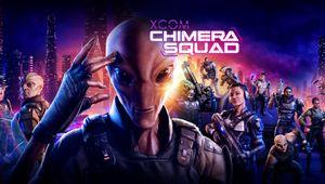 Key art for XCOM: Chimera Squad
