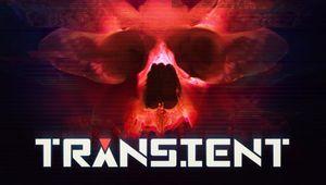 Transient key art with logo