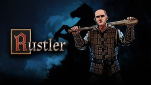 Rustler key art with logo