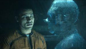 The Callisto Protocol screenshot showing a black male