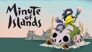 Minute of Islands key art with logo