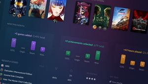 screenshot showing gog galaxy 2.0 app user interface