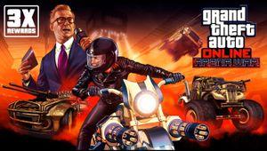 GTA Online - Triple rewards in Arena Wars