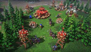 screenshot of Warcraft III: Reforged