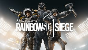 Rainbow Six Siege cover art