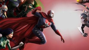 Promotional image for City of Heroes