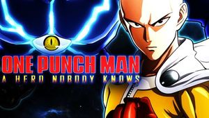 Promotional picture for One Punch Man: A Hero Nobody Knows