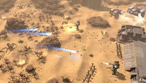Starship Troopers - Terran Command warfare