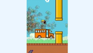 Picture of Flappy Royale gameplay