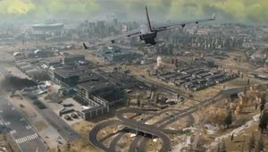screenshot showing Call of Duty: Modern Warfare battle royale mode map