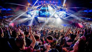 Esports has seen a significant growth in China