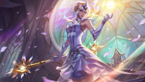 League of Legends - Elementalist Lux