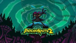 Psychonauts key art, showing protagonist Razputin