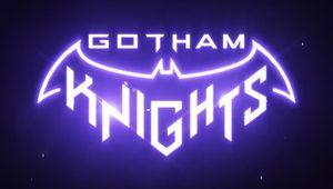 Batman: Gotham Knights logo
