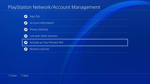 How to gameshare on PS4   Tom's Guide