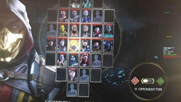 Leak Reveals New Mortal Kombat 11 Fighters