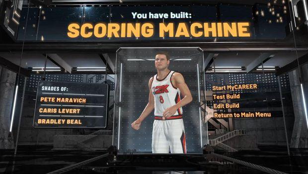ビルド 2k21 NBA 2K21