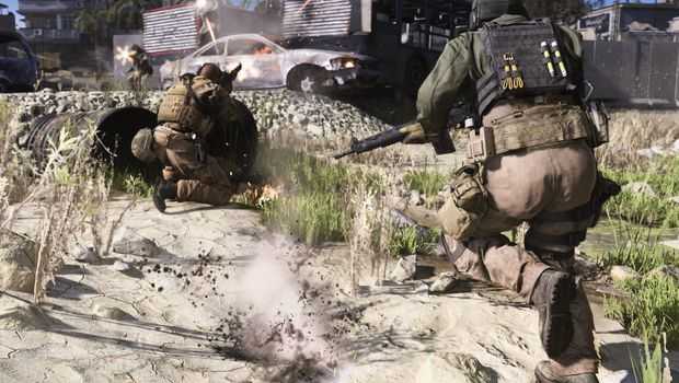 Call of Duty spoken multiplayer matchmaking
