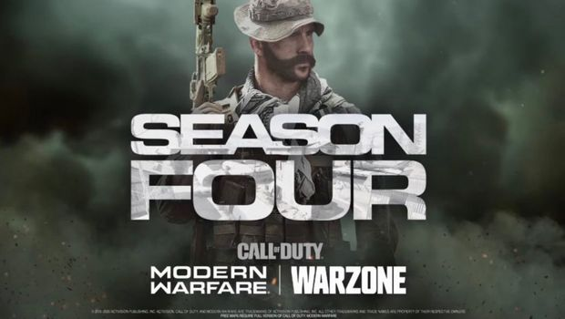 Call of Duty: Modern Warfare и произведения искусства в Warzone для 4 сезона
