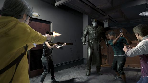 Resident Evil 3 Remake Still Has Mr X In A Way