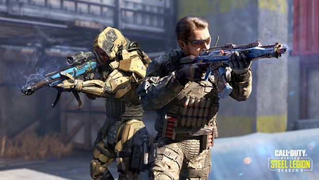Call Of Duty Mobile Season 5 Adds New Map Weapons Game Modes And More