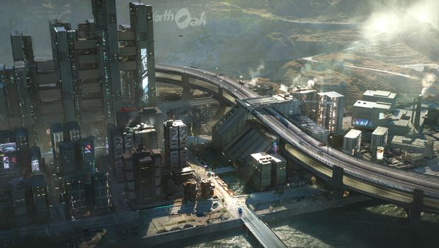 Cyberpunk 2077, Westbrook