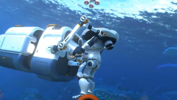 Subnautica Below Zero Gets New Biomes Creatures And Kowalski Easiest found in the grassy plateaus, red grass place. subnautica below zero gets new biomes