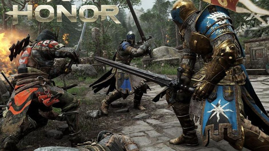 For Honor features three-way tussles, but not the fun ones