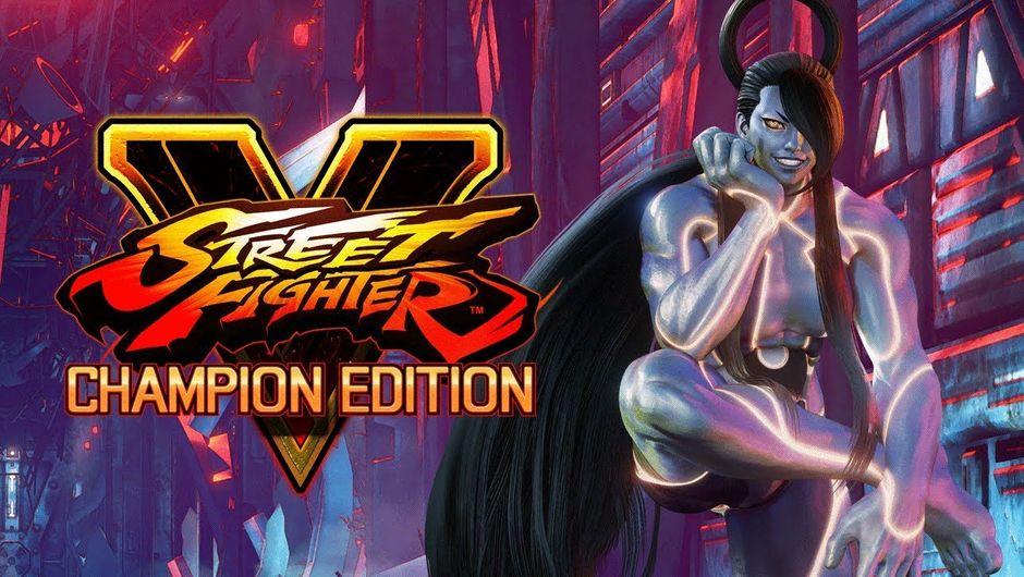 Street Fighter V: Champion Edition - Seth promo image