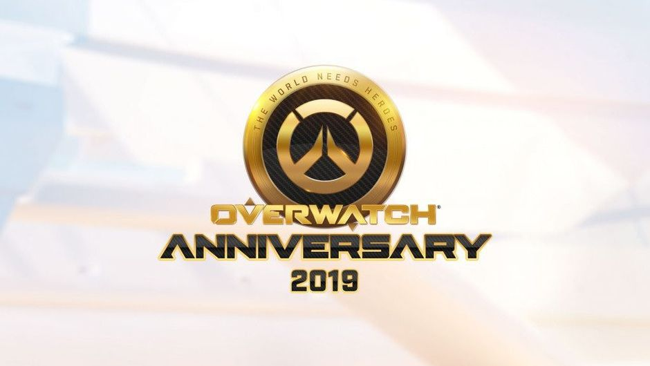 Promotional image for Overwatch Anniversary