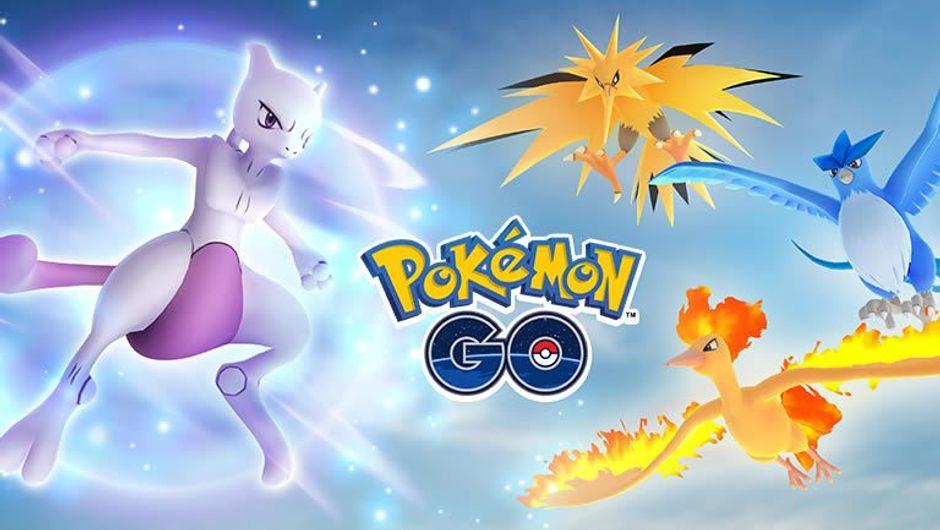 Pokemon GO's September Raid Battle pokemon