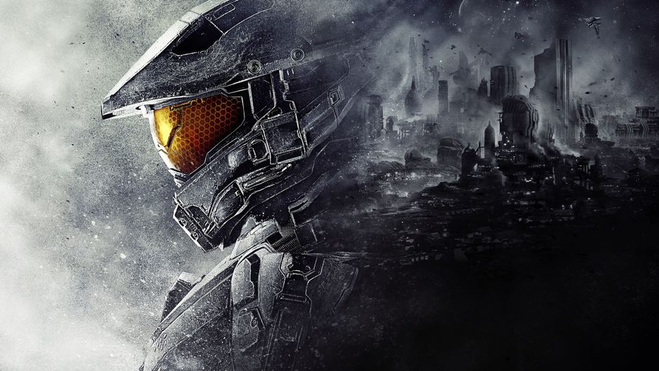 Poster for Microsoft's and 343's shooter Halo 5 Guardians