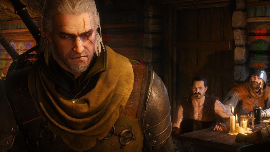 Geralt of Rivia, protagonist of The Witcher 3: Wild Hunt