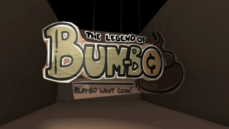 Legend of Bum-bo logo