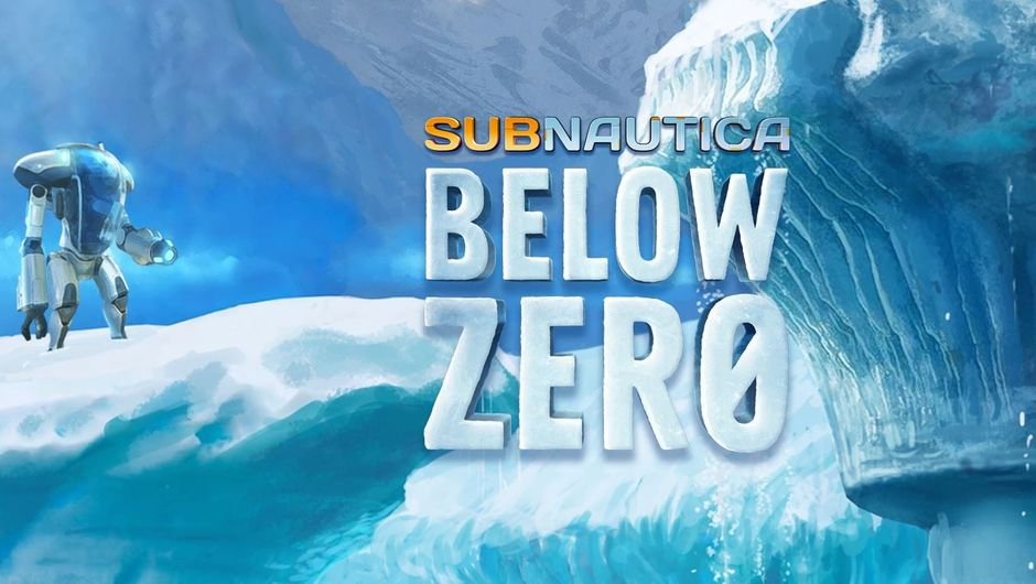 Logo for Subnautica: Below Zero
