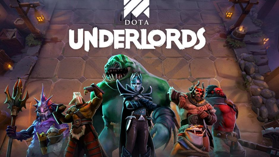 Promotional image for Dota Underlords