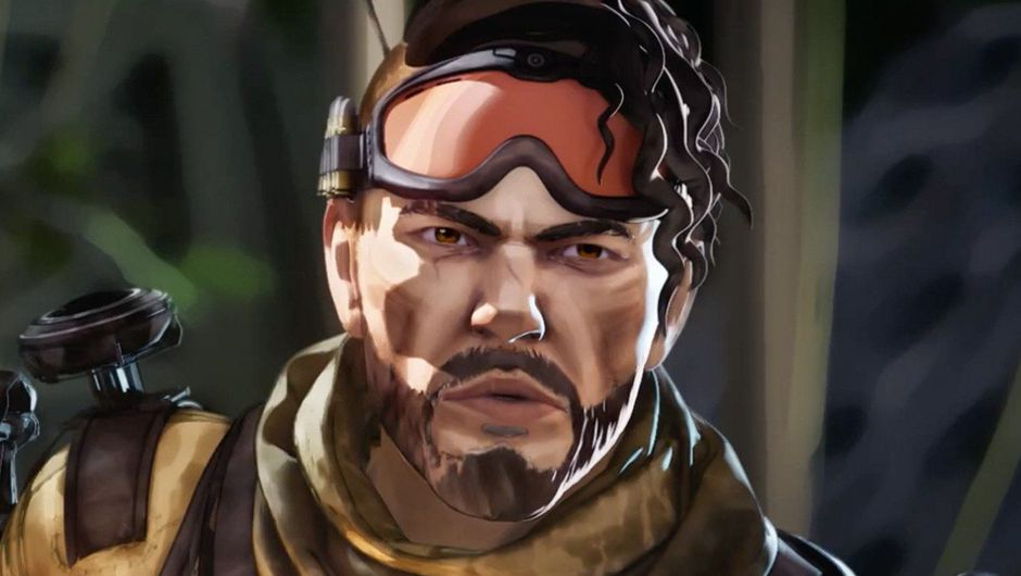 Picture of Mirage from Apex Legends