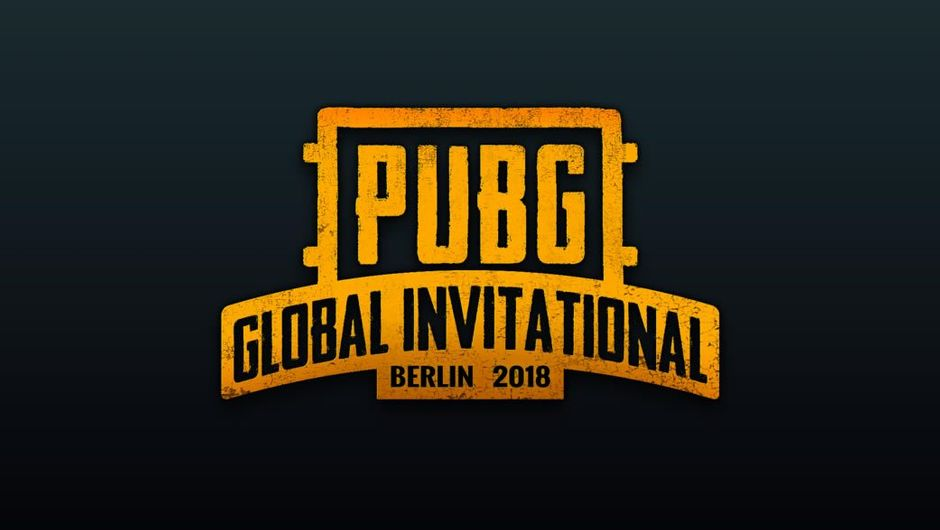 Logo for PUBG Global Invitational event