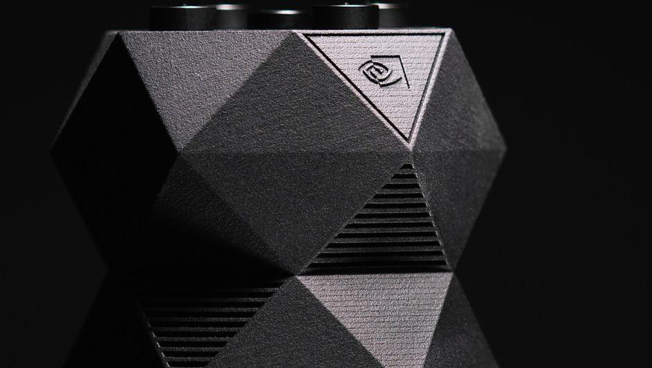 Photo of Nvidia's 01 April joke device Nvidia R.O.N.