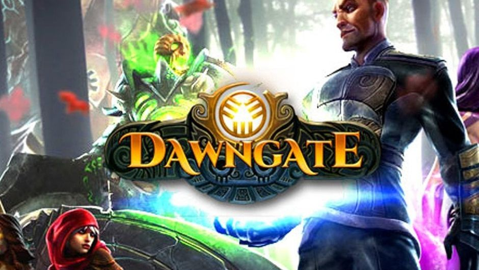 Promotional picture for Waystone Games' Dawngate