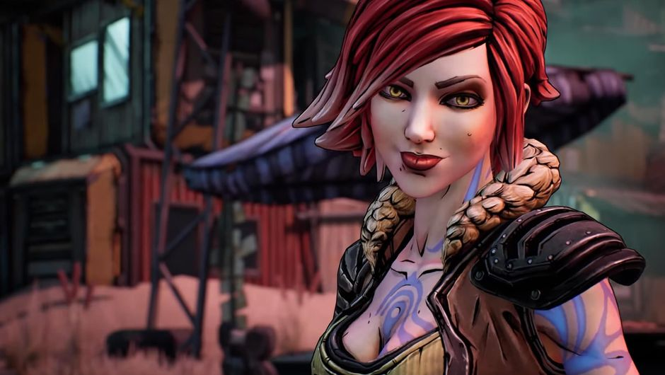 Borderlands 3 character