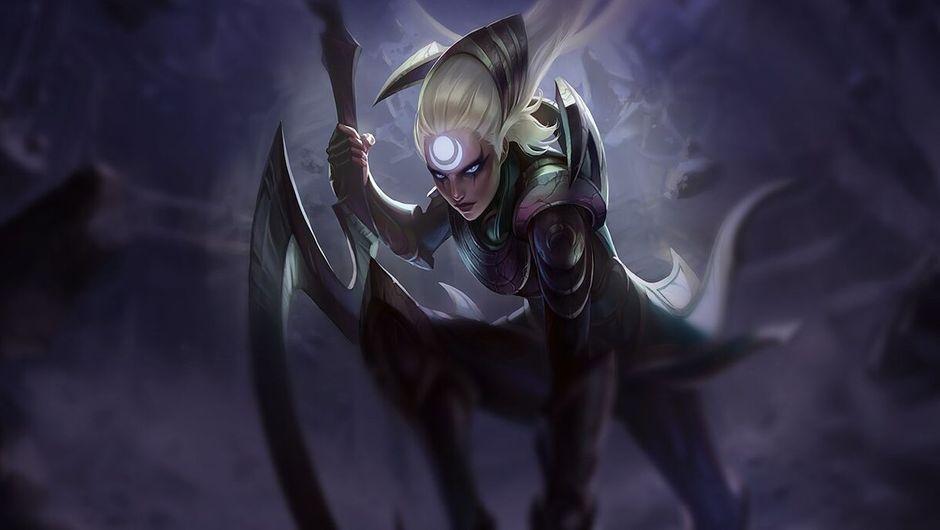 League of Legends - Diana