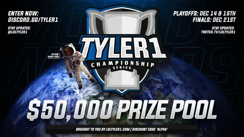 Tyler1 Championship Series 2019
