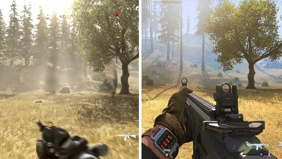 Call of Duty: Warzone graphics have been severely downgraded in recent updates - AltChar