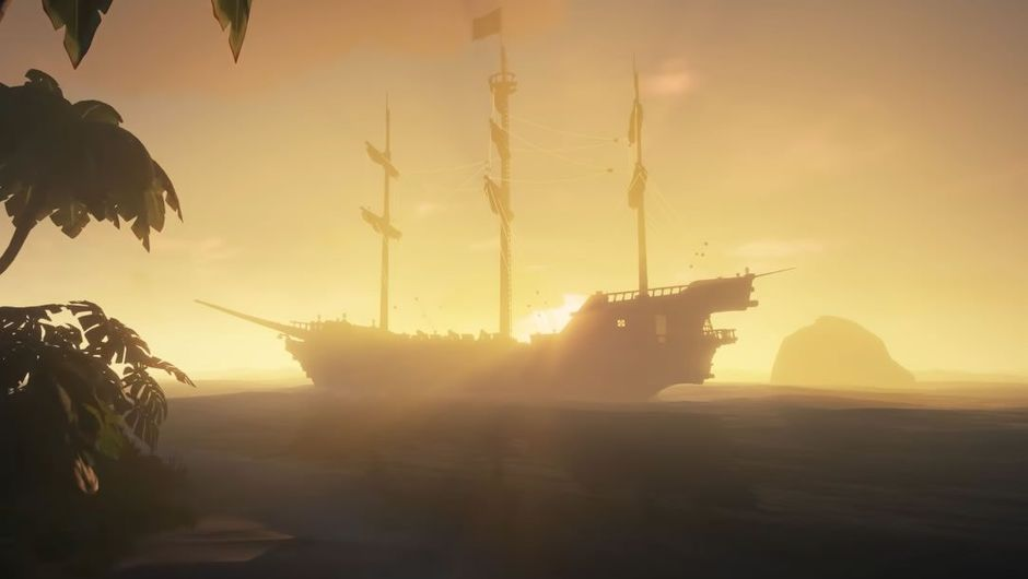 Fog, an upcoming feature in Sea of Thieves