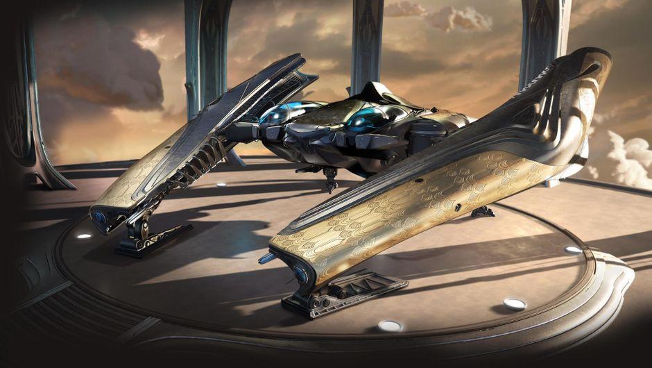 Star Citizen's ship called Banu Defender
