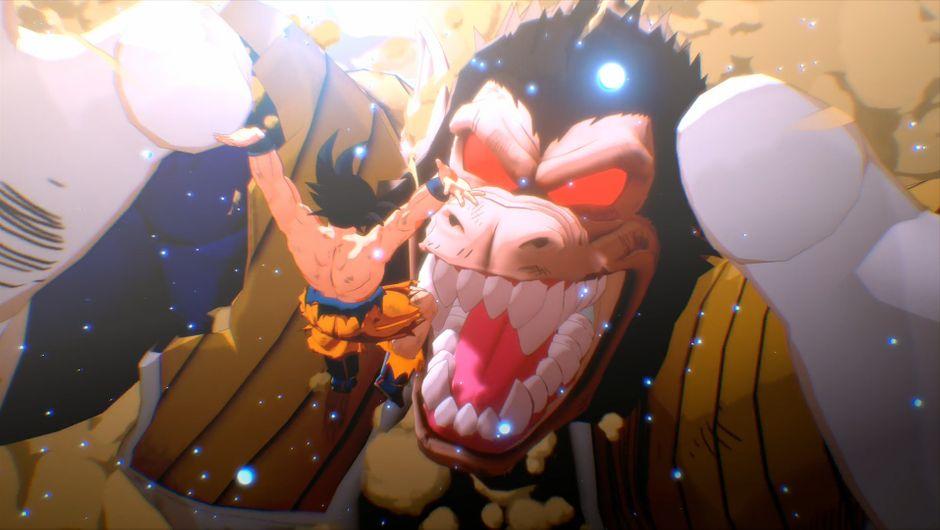Vegeta in his Warrior's Pride form, in Dragon Ball Z: Kakarot