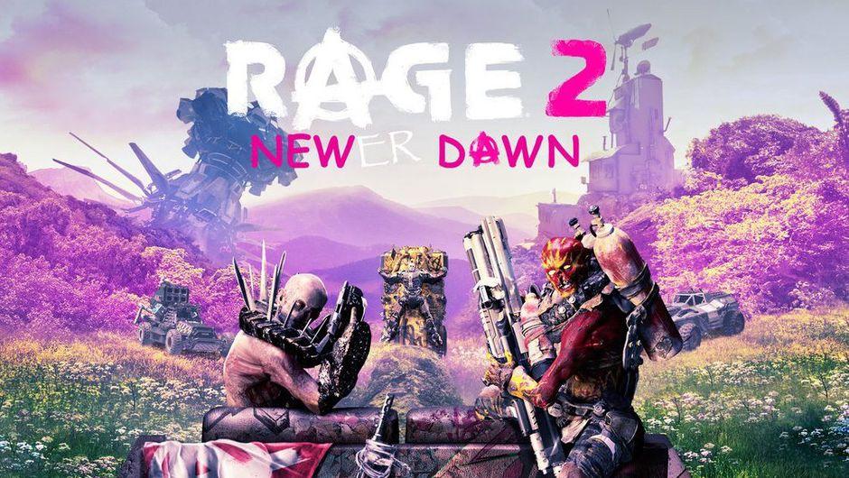 Bethesda S Rage 2 Mocks Far Cry New Dawn