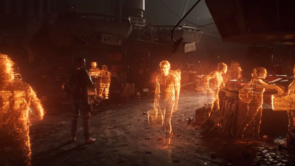The Division 2: Warlords of New York trailer screenshot